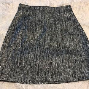 NWT Sparkly skirt